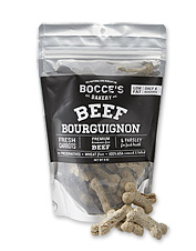 You'll feel good about giving your dog these exceptional quality, wheat-free gourmet treats.