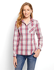 Every adventure is more comfortable—and stylish—in our easy-to-wear Everyday Tech Woven Shirt.