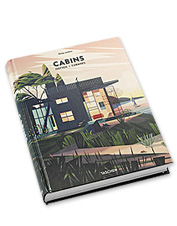You'll be planning your own cottage design after a peek at this 'Cabins' coffee table book.