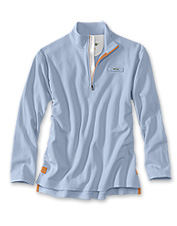 Our best-selling polo fabric earned its chops in this impressive Signature Piqué Quarter-Zip.