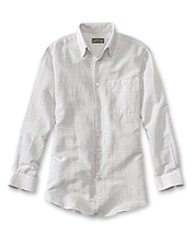 Try our goes-where-you-do Linen Blend Andover Long-Sleeved Shirt for warm weather comfort.