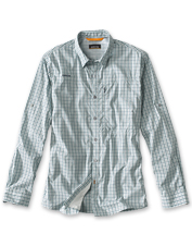 When staying cool matters, reach for our quick-drying South Fork Long-Sleeved Stretch Shirt.