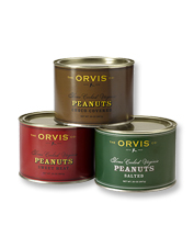 Orivs Virginia Peanuts continue to be the best you can buy, and a customer favorite.