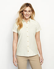 Our Open Air casting shirt is designed for quick-dry performance in a perfect fit for her.