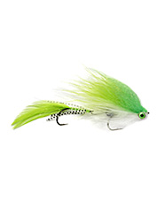 The easy-casting, flashy Schmidt's Mini Viking Midge is an updated favorite built to perform.