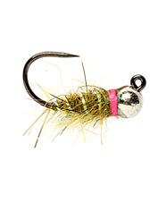 Trick hungry fish with The Tactical Sob-Czech, a versatile fly pattern that mimics grubs and larvae.