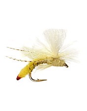 The Spotlight Yellow Sally fly is an effective choice for fishing a summer stonefly hatch.