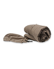 This cozy, convenient dog Bed-in-a-Bag is essential gear when camping with a canine companion.