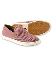 Pull or slide on—these Pehuea Slip-On Sneakers by OluKai offer breathable comfort either way.