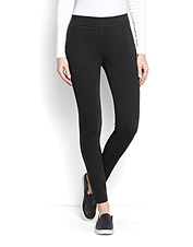 Fashion and comfort pair perfectly in these Concord Leggings in a stretch knitted twill.