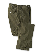 We challenge you to find an adventure these Kalahari stretch-waist ripstop pants can't tackle.
