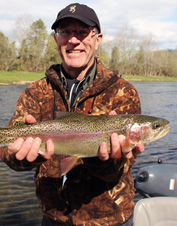 Orvis-Endorsed Fly-Fishing Guide in Maryville, TN