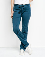Our earth-friendly Freedom Pants are made in organic cotton and designed for ease of movement.
