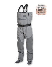 Men's PRO Waders are built for your favorite fishing spot, no matter how remote.