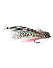Every fluid movement of Cohen's Fathead Deceiver fly grabs attention and entices your catch.