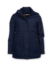 Truly foul weather demands the waterproof protection provided by the Barbour Altair Jacket.