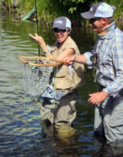Orvis-Endorsed Fly-Fishing Guide Service in Lander, WY
