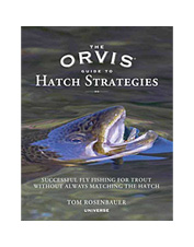 Brush up on hatch strategies and land more trout with this must-have Orvis fishing guide book.
