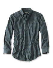 Our Heritage Twill Shirt earns your favor with standout plaids and checks in rich colors.