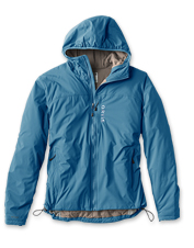 The elements can't beat this lined and insulated fishing hoodie from the PRO collection.