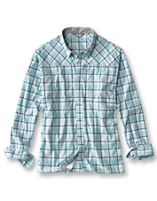 Enjoy comfort and sun protection in the Men's PRO Stretch fishing shirt.