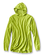 Stay cool and protected from UV rays when you cast wearing our Men's PRO Sun Hoodie.