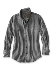 Few other long-sleeved shirts possess the seasonal appeal of the Fairbanks Tattersall.