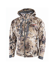 The Hudson Jacket by Sitka offers warmth without the bulk, even in brutal hunting conditions.