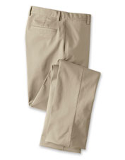 On the road or at home, these smart Trim Fit Stretch Chinos offer wrinkle-free convenience.