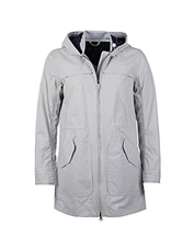 Enjoy rainy-day comfort without the heft in the lightweight Barbour Marloes Casual Jacket.