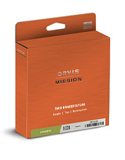 Mission shooting fly line boosts shooting performance, distance, and precision with every cast.