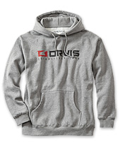 Add a layer of warmth against a cold day with the comfortable, heavyweight Orvis Align Hoodie.
