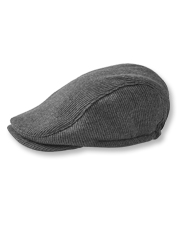 The classic driving cap gets a performance upgrade with this rib-knit, fleece-lined version.