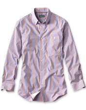 You'll always enjoy polished comfort in our Northport Hidden-Button-Down Shirt.