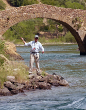 Join Orvis for an all-inclusive group fly-fishing trip and culture tour in Spain.