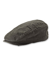 56692c50cad The dapper driving cap sports a bit of texture in our corduroy version of  the classic