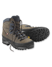The Beartooth II by Schnee's offers the protection you expect from a women's hunting boot.