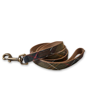 Give your dog the perfect lead with this stylish Barbour dog leash.
