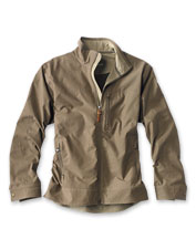 This Bedford cord Briar Jacket has an impressively soft hand, but is tough against brambles.
