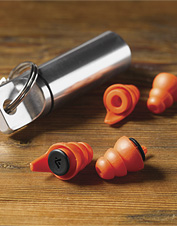 Orvis Adaptive Hearing Protection uses innovative ear plugs to let you hear what you want.
