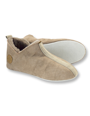 Greet or end each day in the comfort of these indulgent Lina Slippers by Shepherd of Sweden.