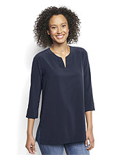 Convenience and style are top priorities in our Pack-and-Go Travel Tunic, made for every trip.