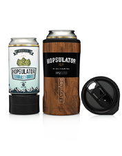 From first sip to last drop, the HOPSULATOR TRIO keeps your brew nearly glacial.