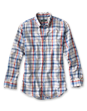 A sustainable blend of cotton and lyocell gives the Southport shirt its incredibly soft hand.