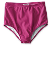 These Biscayne swim bottoms offer the coverage you want, in a flattering high-waisted profile.