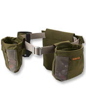 Set out on your next hunt with our lightweight Hybrid Dove and Clays Belt at the ready.