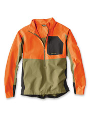The PRO LT Hunting Pullover offers impressive protection but packs down easily in the heat.