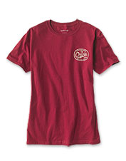 Pair the Orvis classic logo T-shirt with your favorite denims for a perfectly casual day.