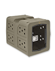 Safe, secure travel for your dog isn't a second thought with the sturdy Dakota 283 G3 Kennel.
