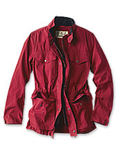 The Skipton Casual Jacket by Barbour is a versatile option for weathering temperate climes.